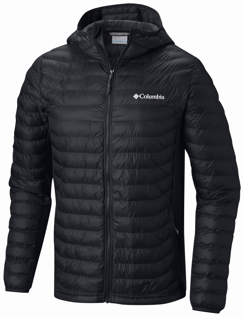 Columbia Powder Lite Light Hooded Sort