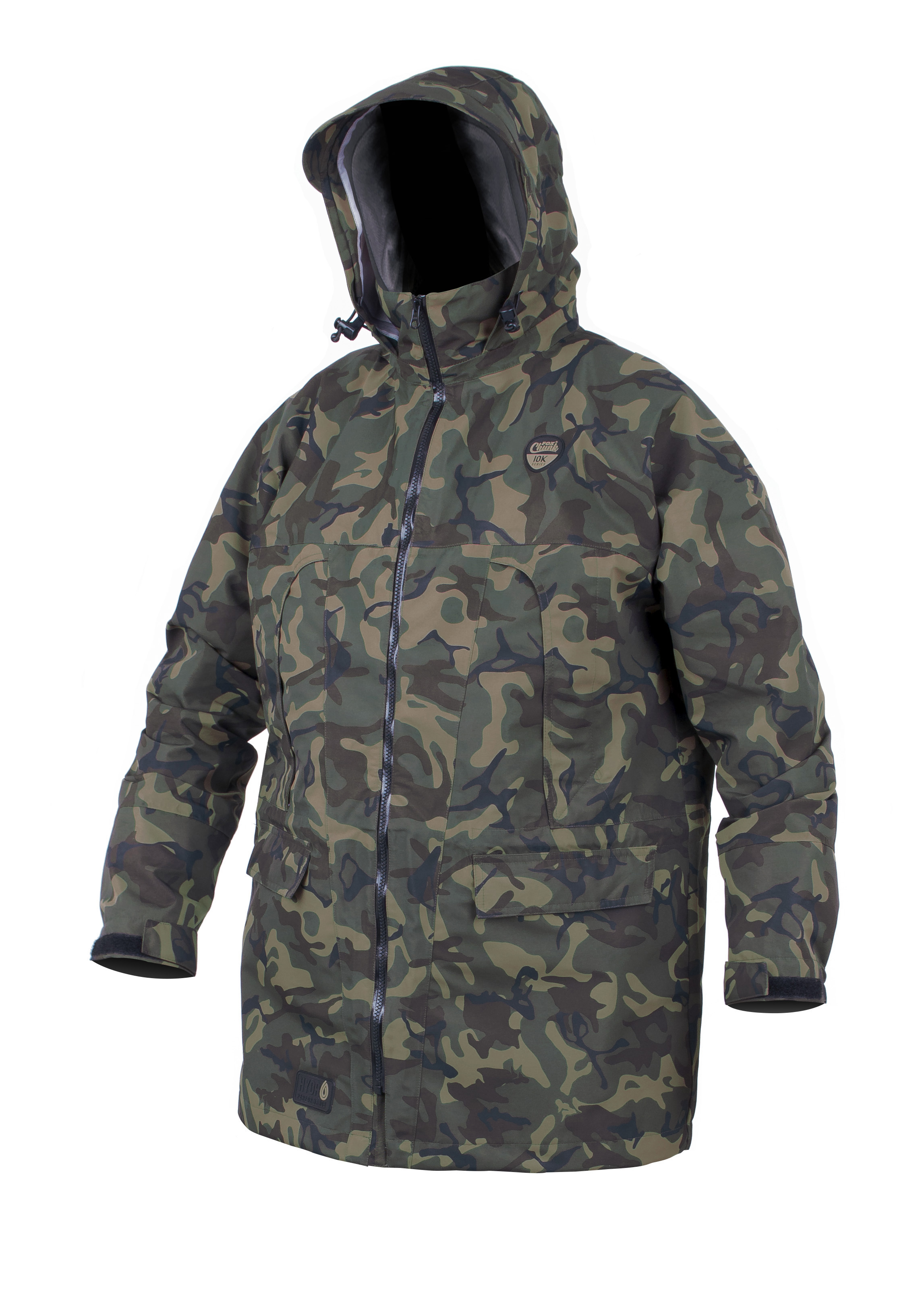 Image of   Fox Chunk 10K Camo Jakke