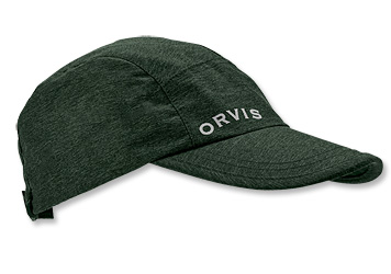 Image of   Orvis Waterproof Ball Cap Dark Green