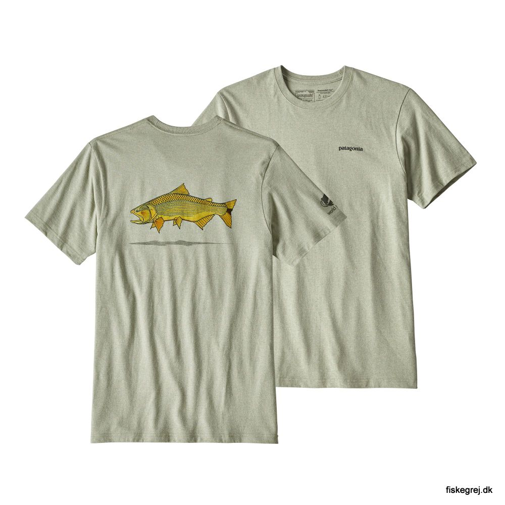 Image of   Patagonia Golden Dorado World Trout Desert Sage