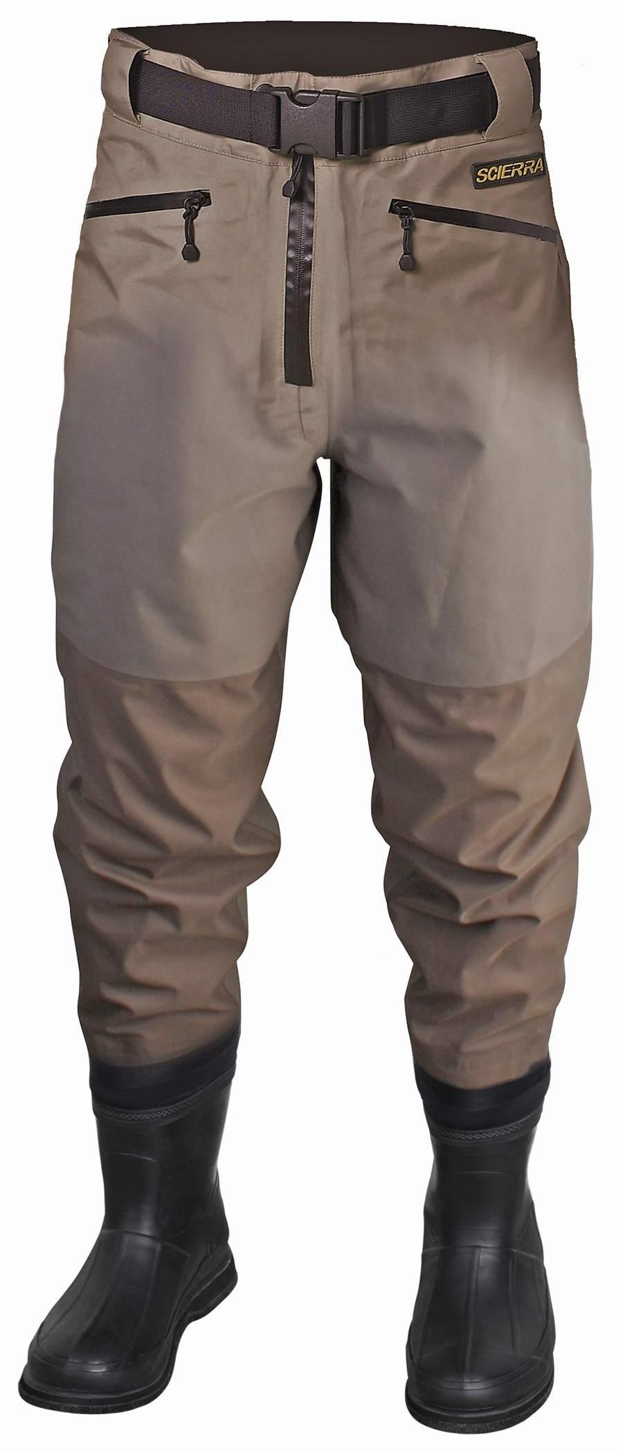 Scierra cc3 xp waist waders fra N/A på fiskegrej.dk