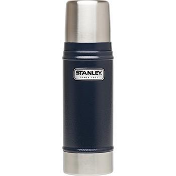 N/A – Stanley classic vac bottle 0,47 navy fra fiskegrej.dk
