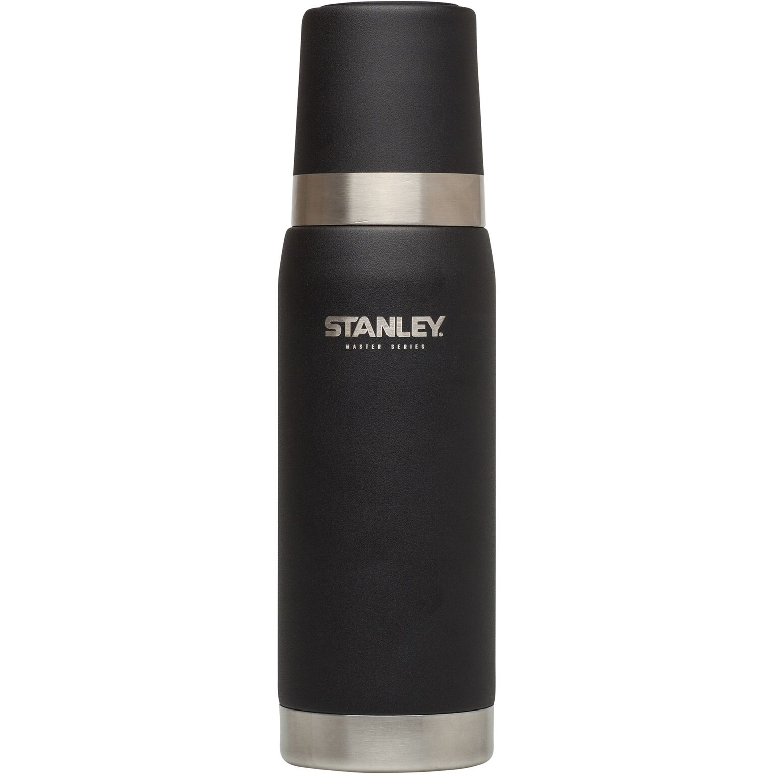 Stanley Master Vacuum Bottle 0,7L Sort