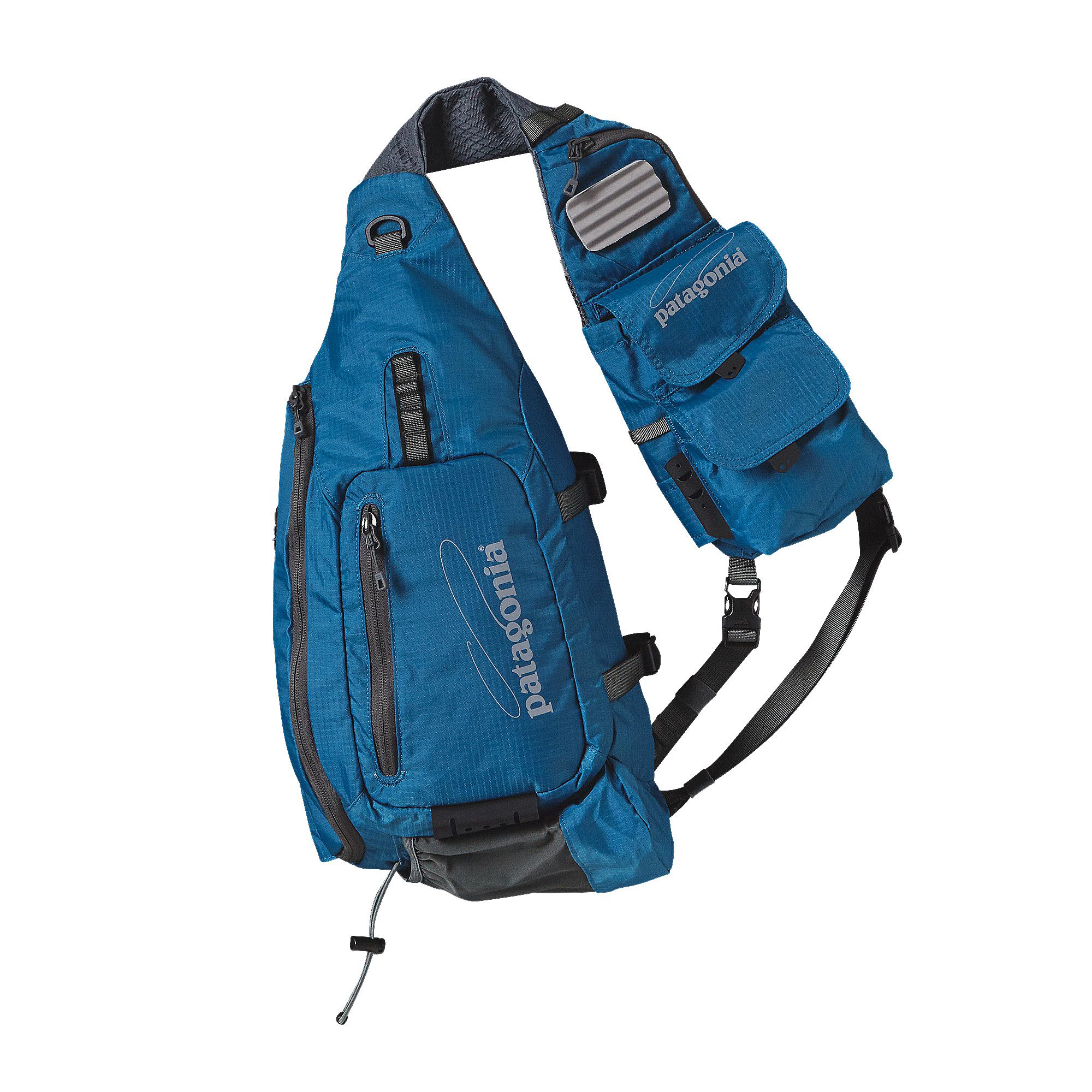 Patagonia Vest Front Sling Underwater Blue