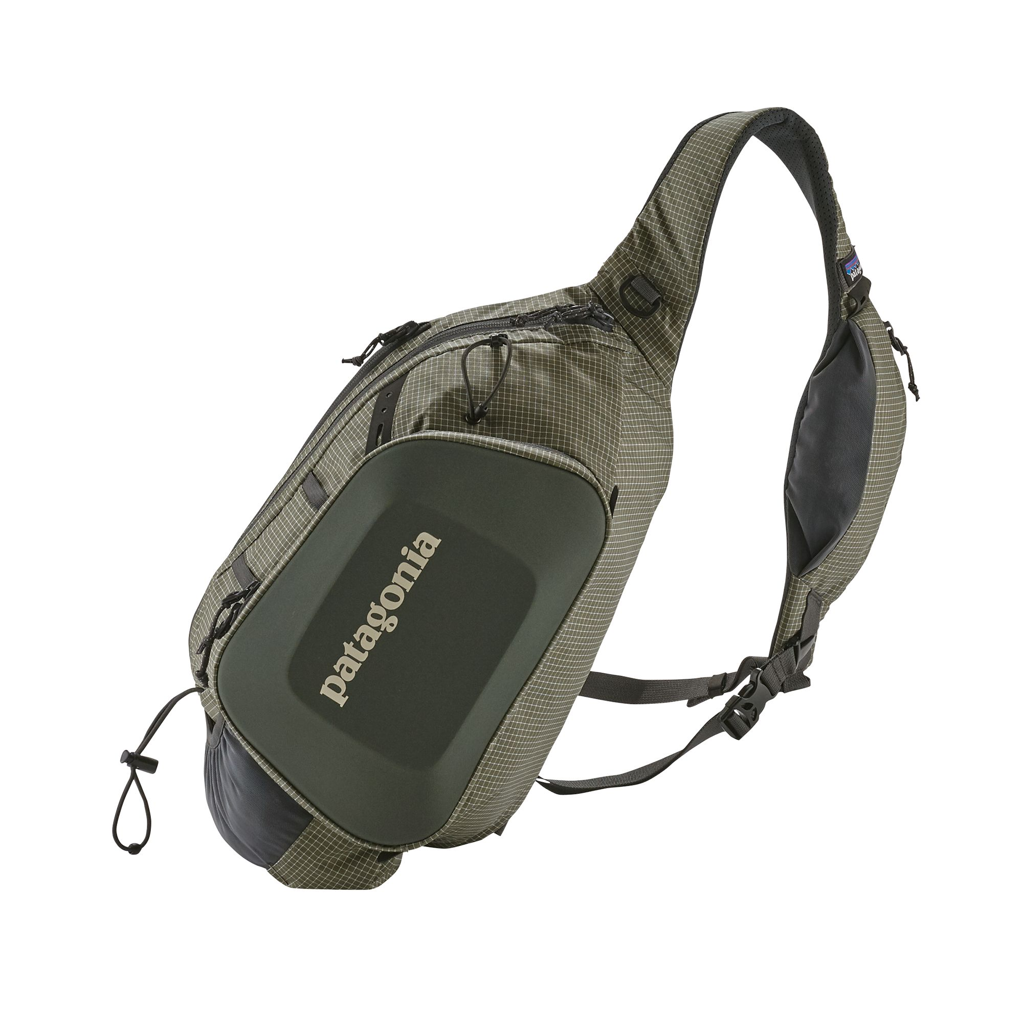 Patagonia Stealth Atom Sling Light Bog 2018