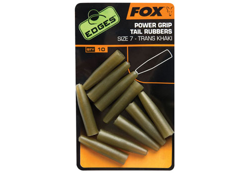 Billede af Fox Edges Power Grip Tail Rubbers Size 7