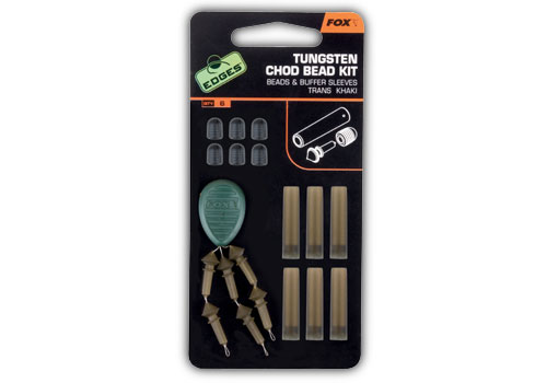 Image of   Fox Edges Micro Tungsten Chod Bead Kit