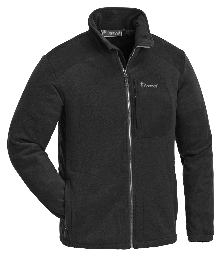 Image of   Pinewood Wildmark Membrane Fleece Sort