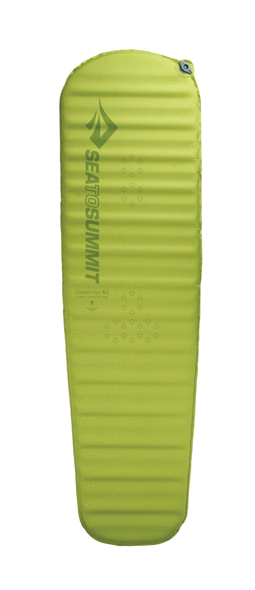 Billede af Seatosummit Self Inflating Comfort Light Regular Grøn