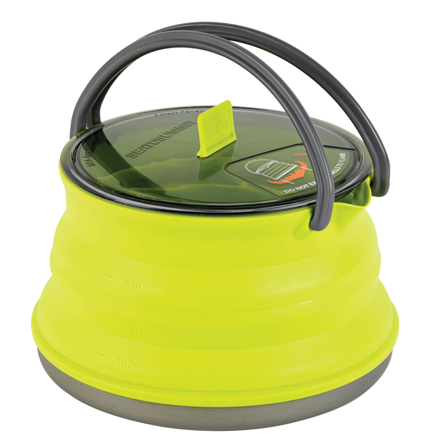 Seatosummit Xpot Kettle 1,3L Lime
