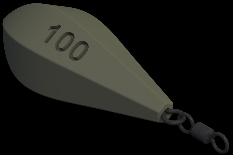 Image of   LF Distance Torpedo Svirvel