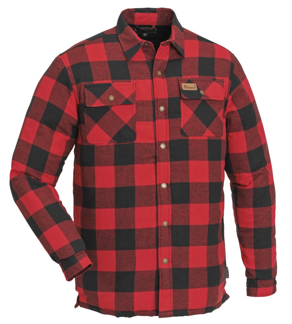 Pinewood kanadaskjorte fra N/A fra fiskegrej.dk