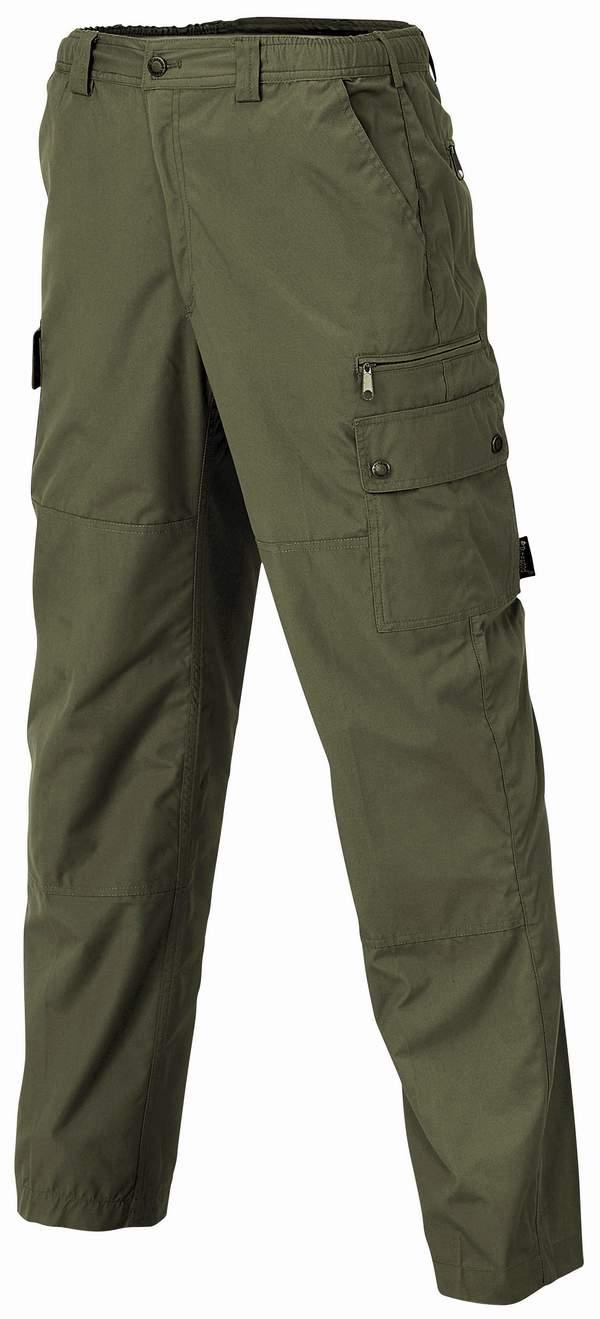 Pinewood Sahara Zip-Off Buks Grøn