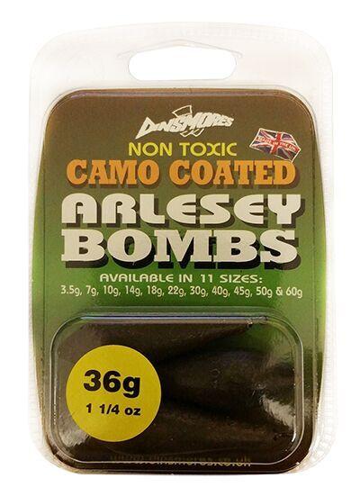 Billede af Dinsmores Arlesey Bombs