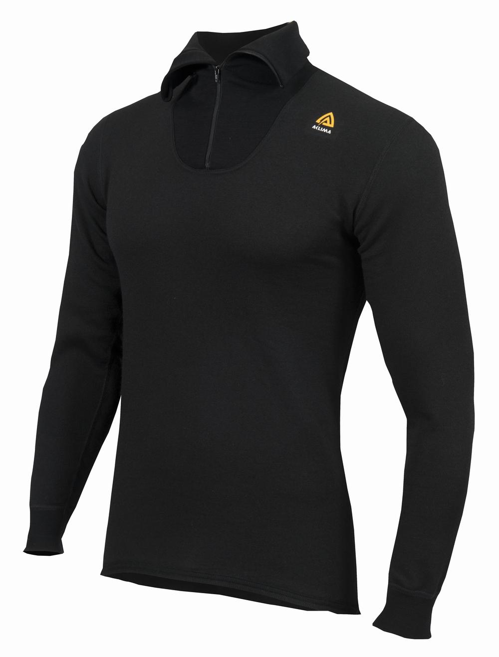 N/A – Aclima hotwool trøje zip på fiskegrej.dk