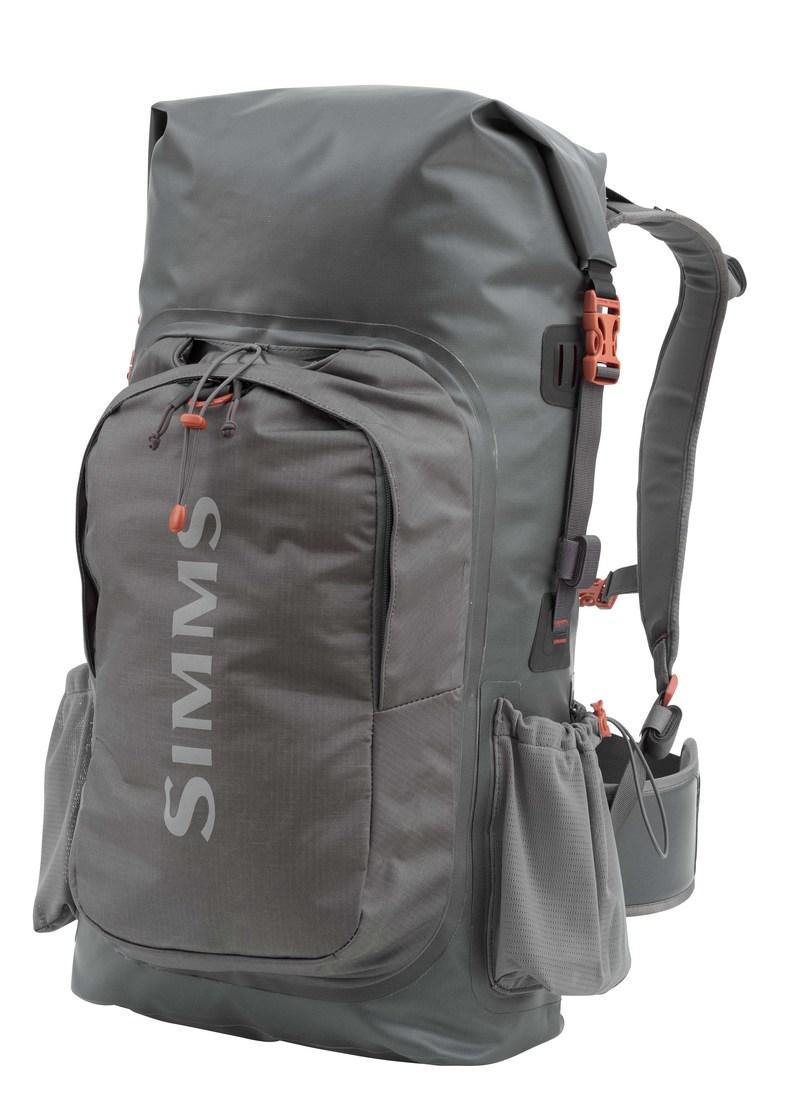 Billede af Simms Dry Creek Backpack Gunmetal
