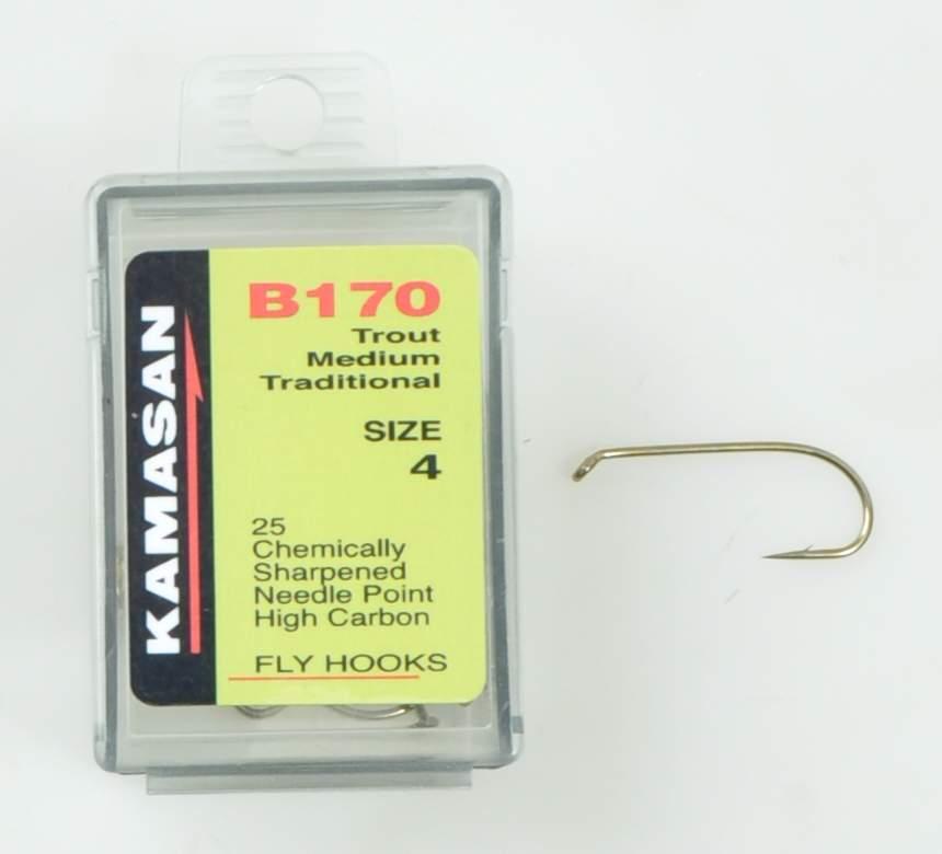 N/A Kamasan b170 fra fiskegrej.dk