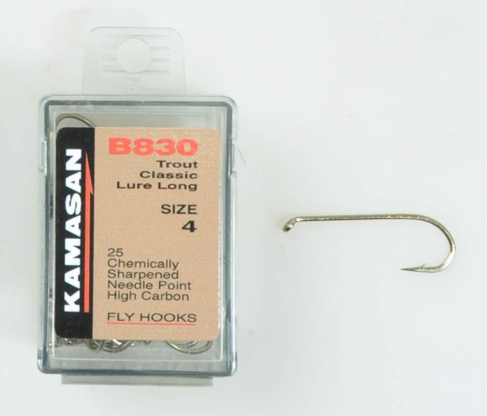 Kamasan b830 fra N/A på fiskegrej.dk