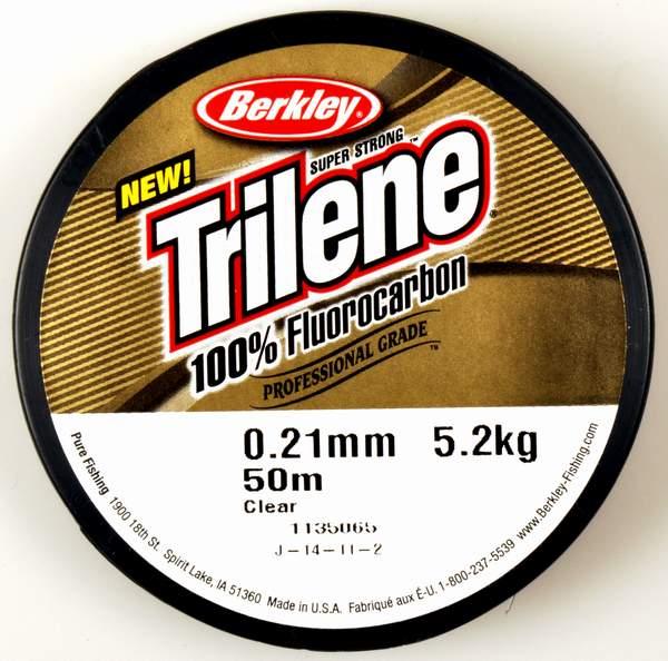 Billede af Berkley Triline Fluorocarbon