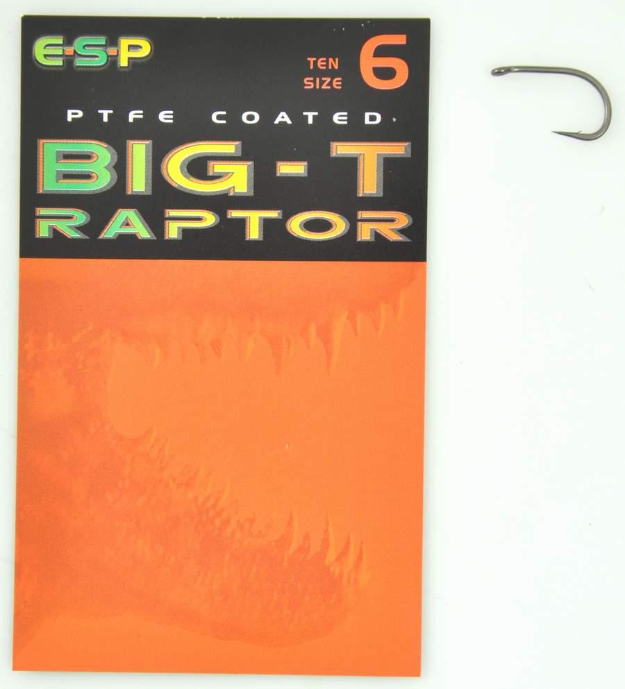 N/A Esp big-t raptor fra fiskegrej.dk