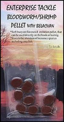 N/A Enterprise bloodworm and shrimp pellet fra fiskegrej.dk