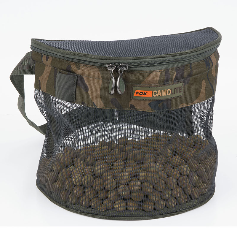 Fox Camolite Boilie Bum Bag Large