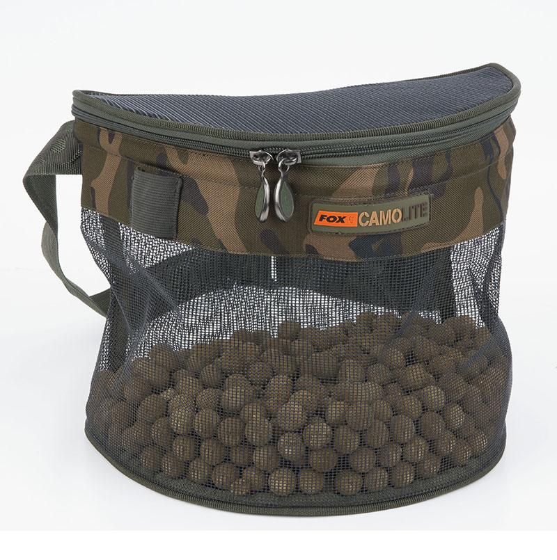 Fox Camolite Boilie Bum Bag Large