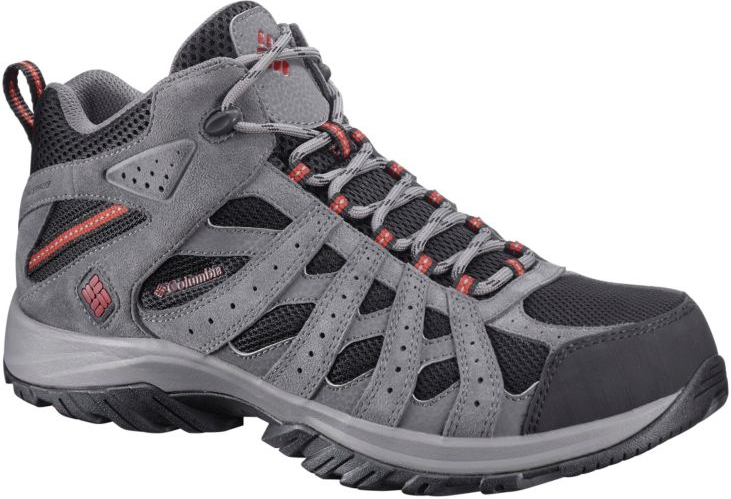 Columbia Canyon Point Mid Waterproof Grå
