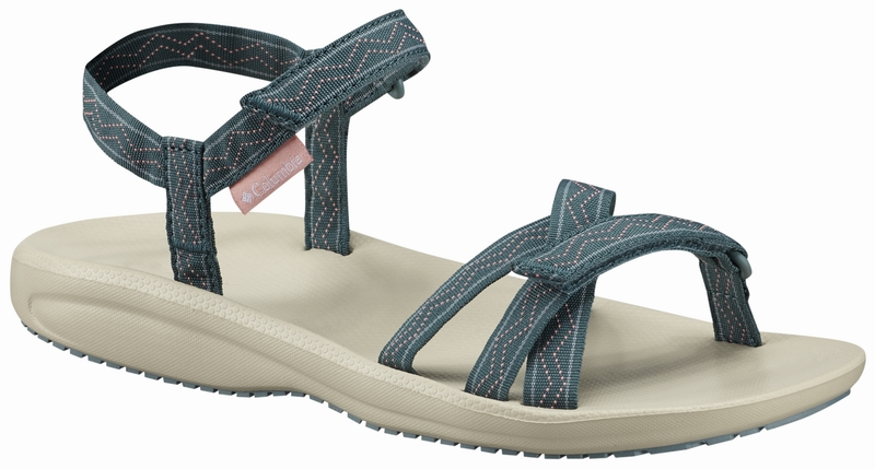 Columbia Wave Train Sandal Blå