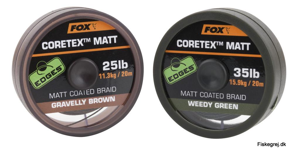 Billede af Fox Edges Coretex Matt Braid