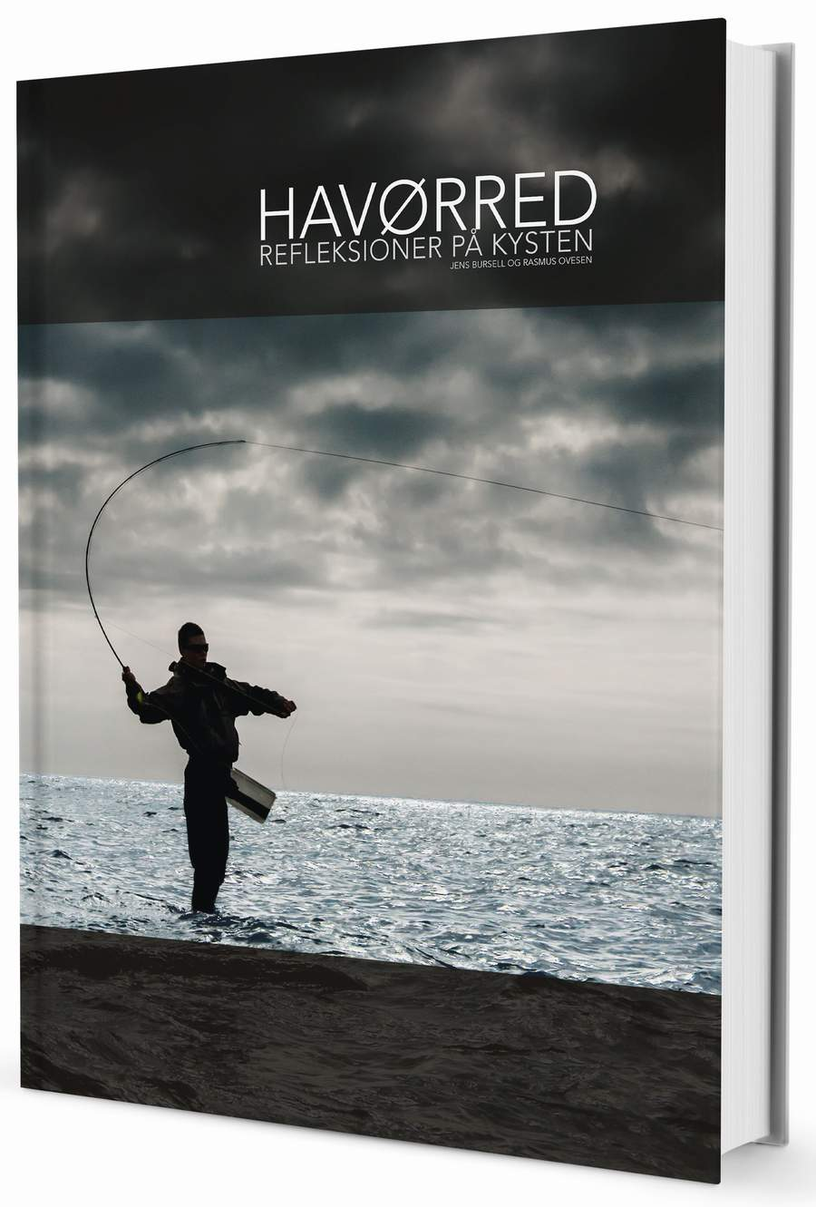 N/A – Havørred-refleksioner på kysten. 2 udgave fra fiskegrej.dk