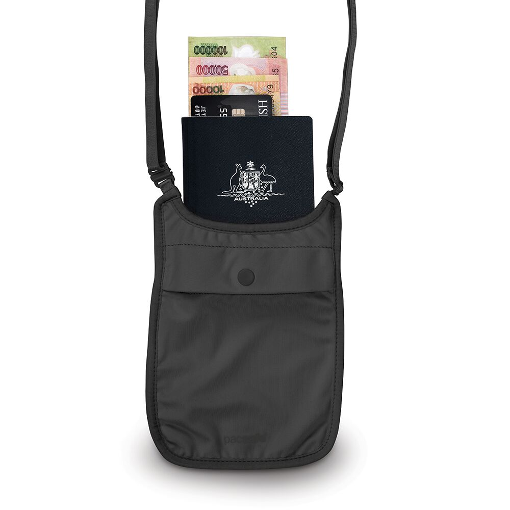 Image of   Pacsafe Neck Pouch