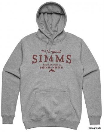 Simms The Original Hoody Grey Heather