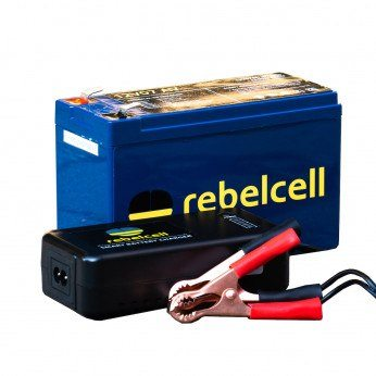 Rebelcell Ultimate 12V07 Inkl. Lader