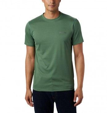 Columbia Zero Rules™ T-Shirt Thyme Green