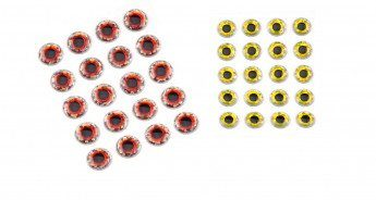 The Fly Co. 3D Epoxy Eyes