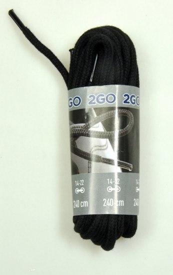 2GO Snørebånd