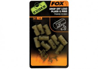 Fox Edges Drop Off Lead Plug & Pins