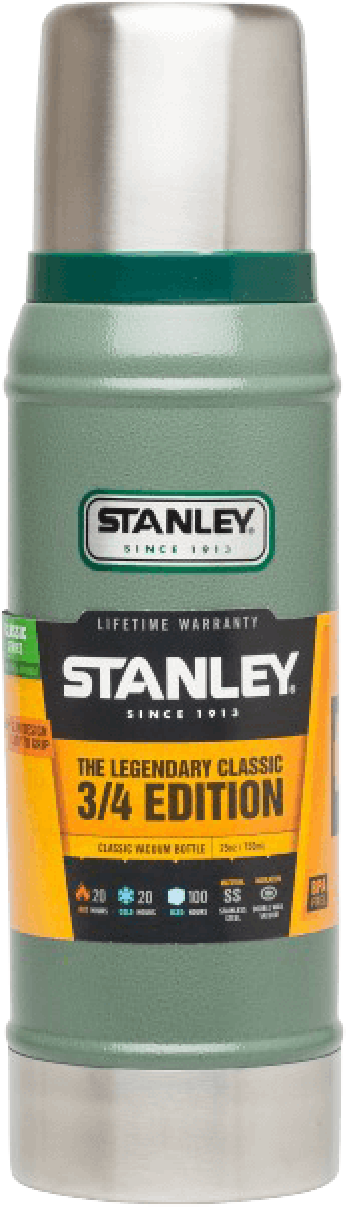 Stanley Classic Vac Bottle 0,75L Green