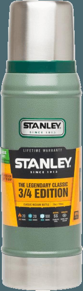Stanley Classic Vac Bottle 0,75L Green