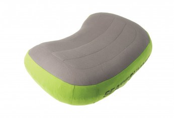 Seatosummit Aeros Premium Pillow Regular Grøn