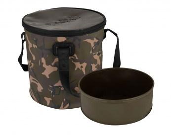 Fox Aquos Camolite EVA Bucket & Insert 17L