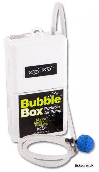 Marine Metal Bubble Box B-11