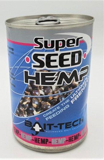 Bait-Tech Canned Superseed Hemp 350gr