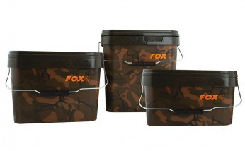 Fox Camo Square Bucket