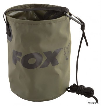 Fox Collapsable Water Bucket
