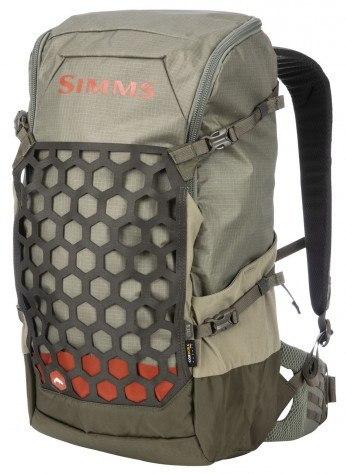 Simms Flyweight Backpack Tan