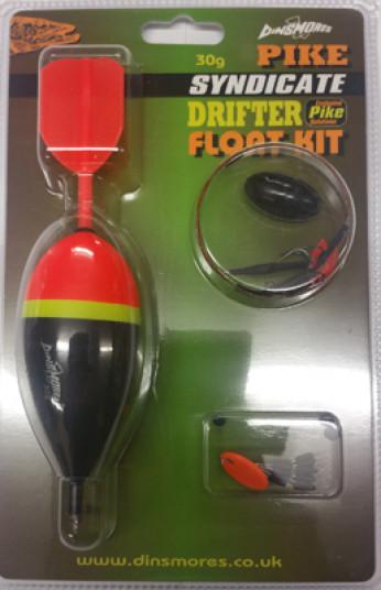 Dinsmores Pike Drifter Float Kit 30gr