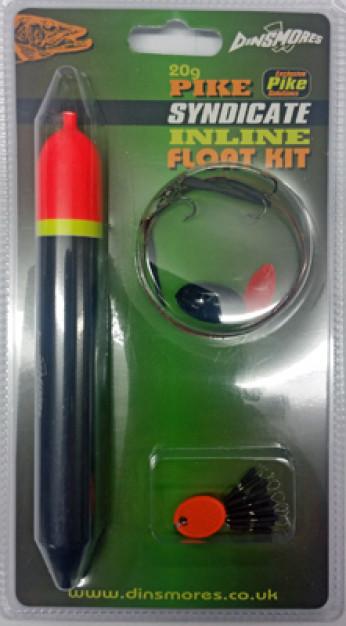 Dinsmores Pike Inline Float Kit 20gr