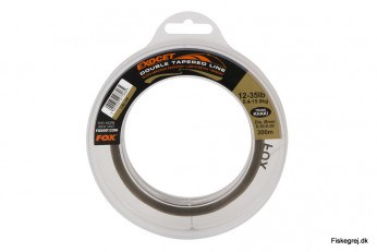 Fox Exocet Double Tapered Line
